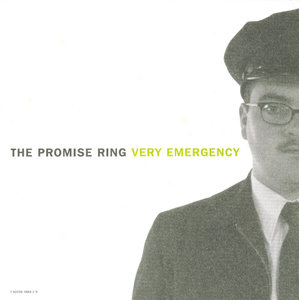 The Promise Ring - Very Emergency LP
