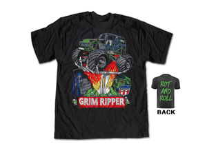 Grim Ripper (Monster Truck Series #2) SOLD OUT