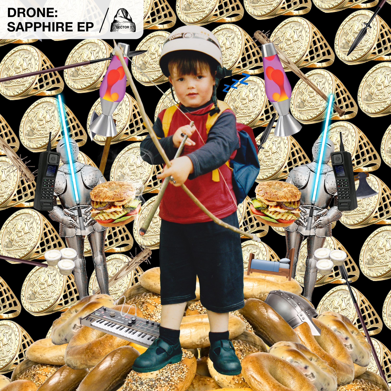 Drone - Sapphire EP