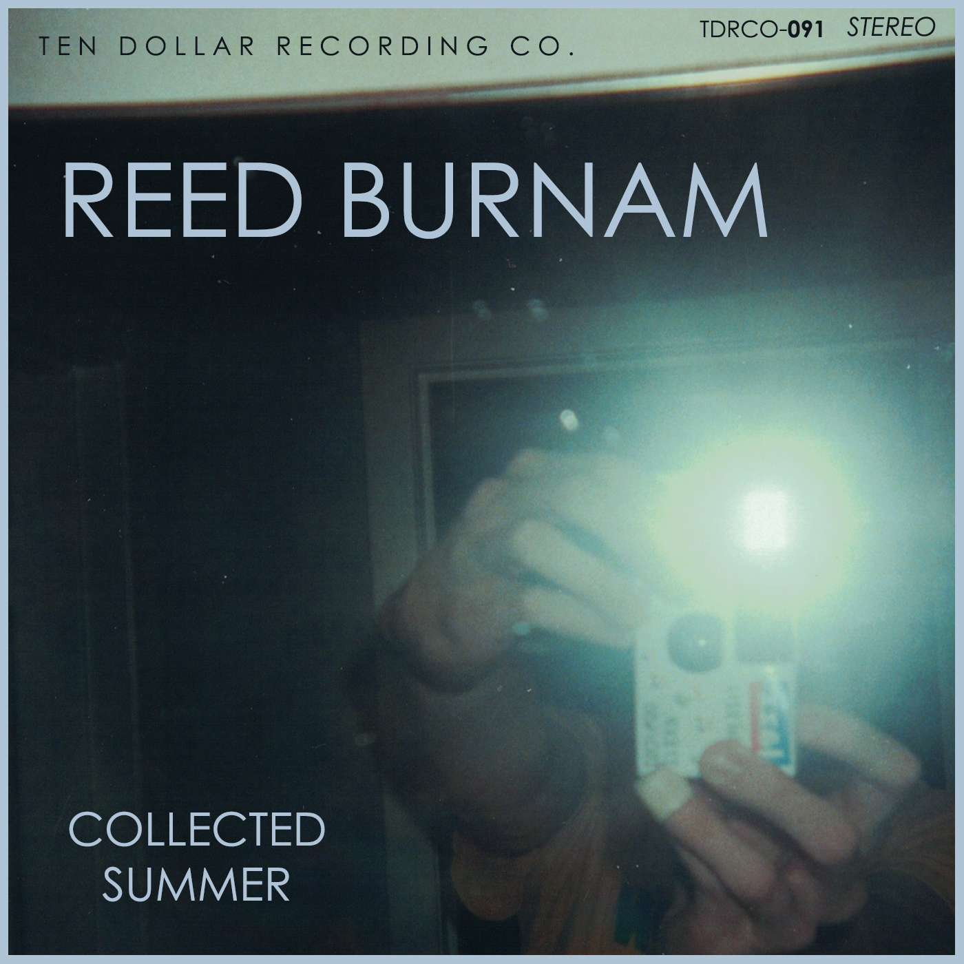 Reed Burnam - Collected Summer (Single)