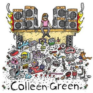 Colleen Green - Casey's Tape/Harmontown Loops LP