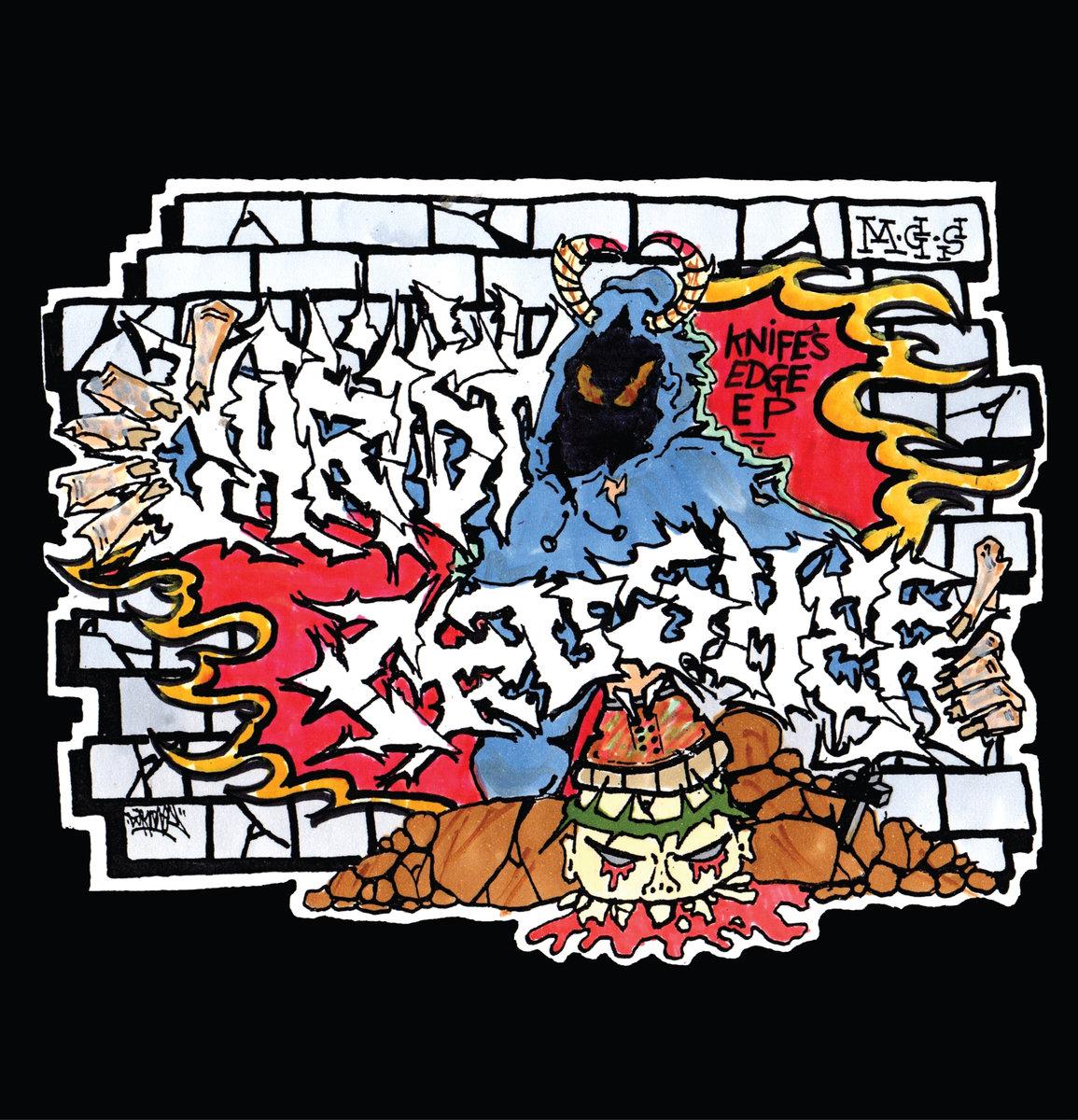 CHRIST CRUSHER - KNIFE'S EDGE EP 7