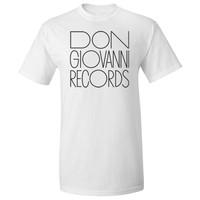 Don Giovanni Records Featured Apparel