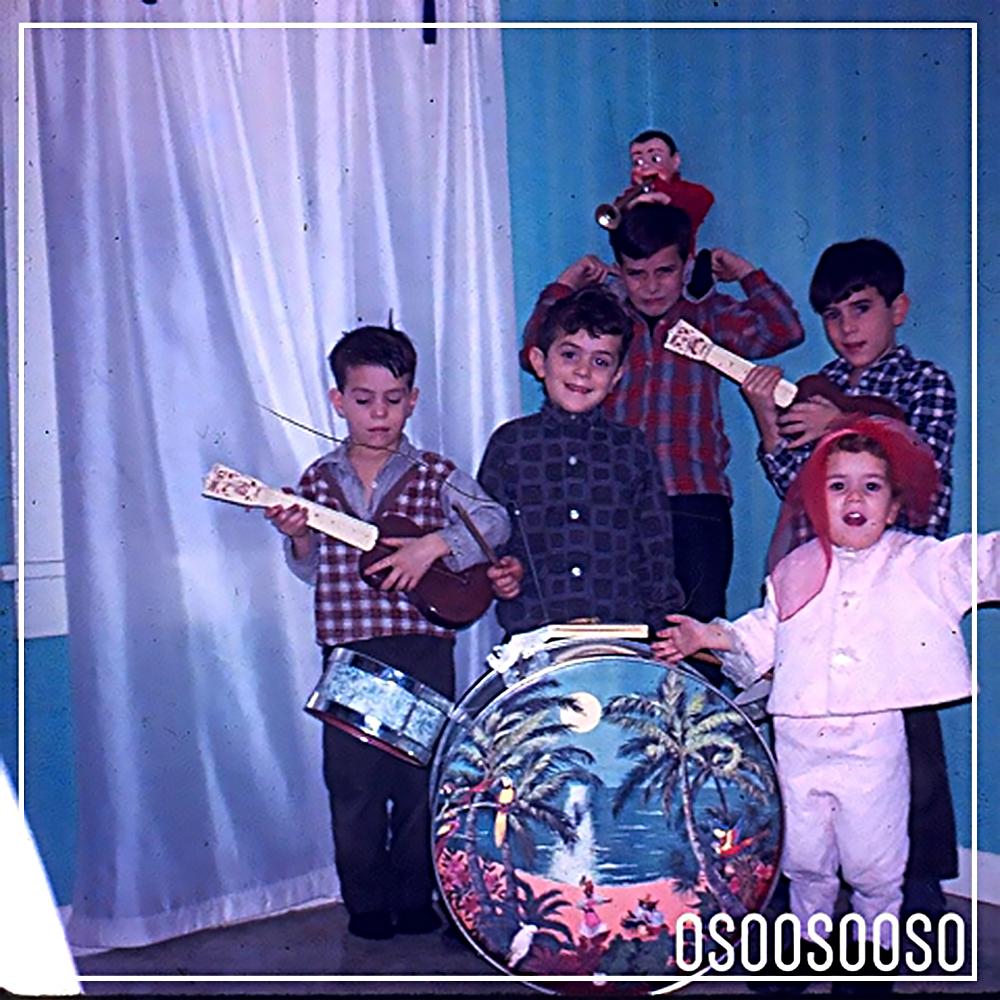 Osoosooso - s/t 12