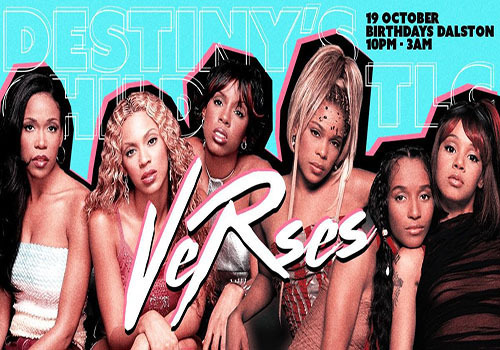 Verses | Destiny's Child vs TLC
