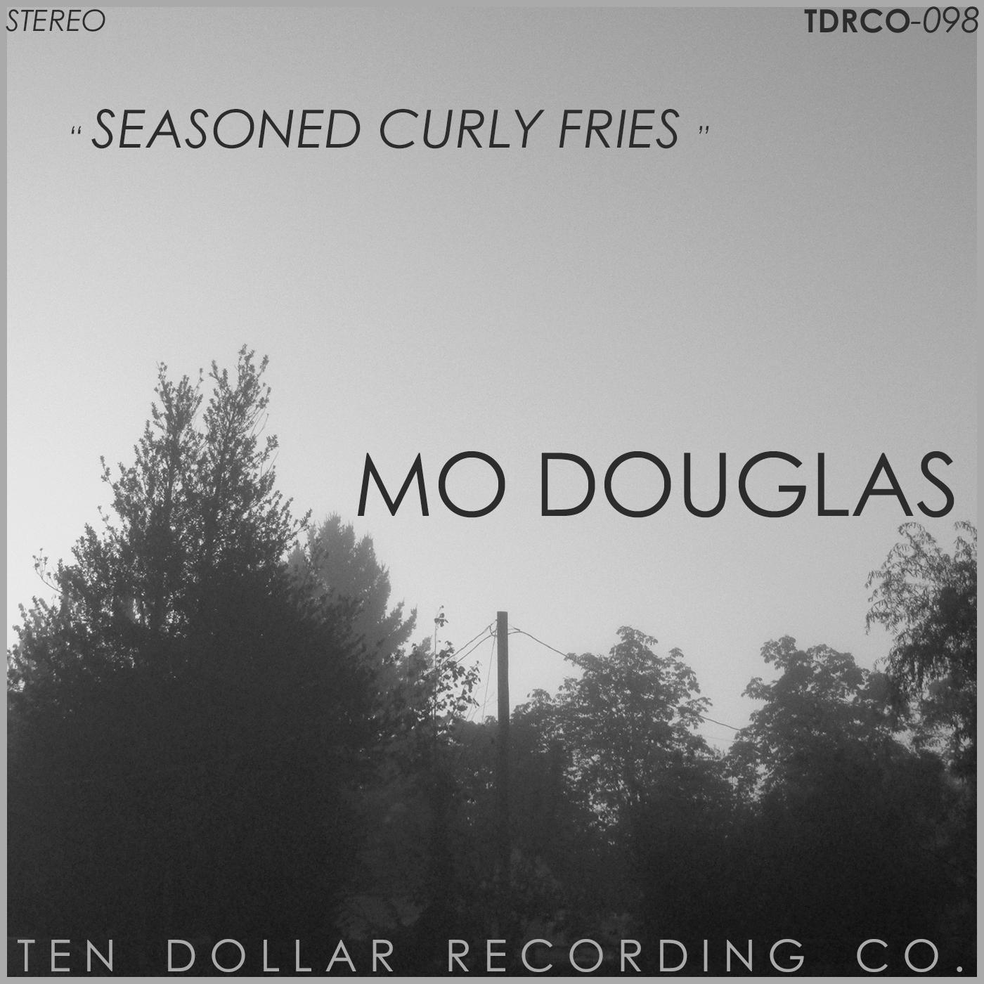 Mo Douglas - Seasoned Curly Fries (Single)