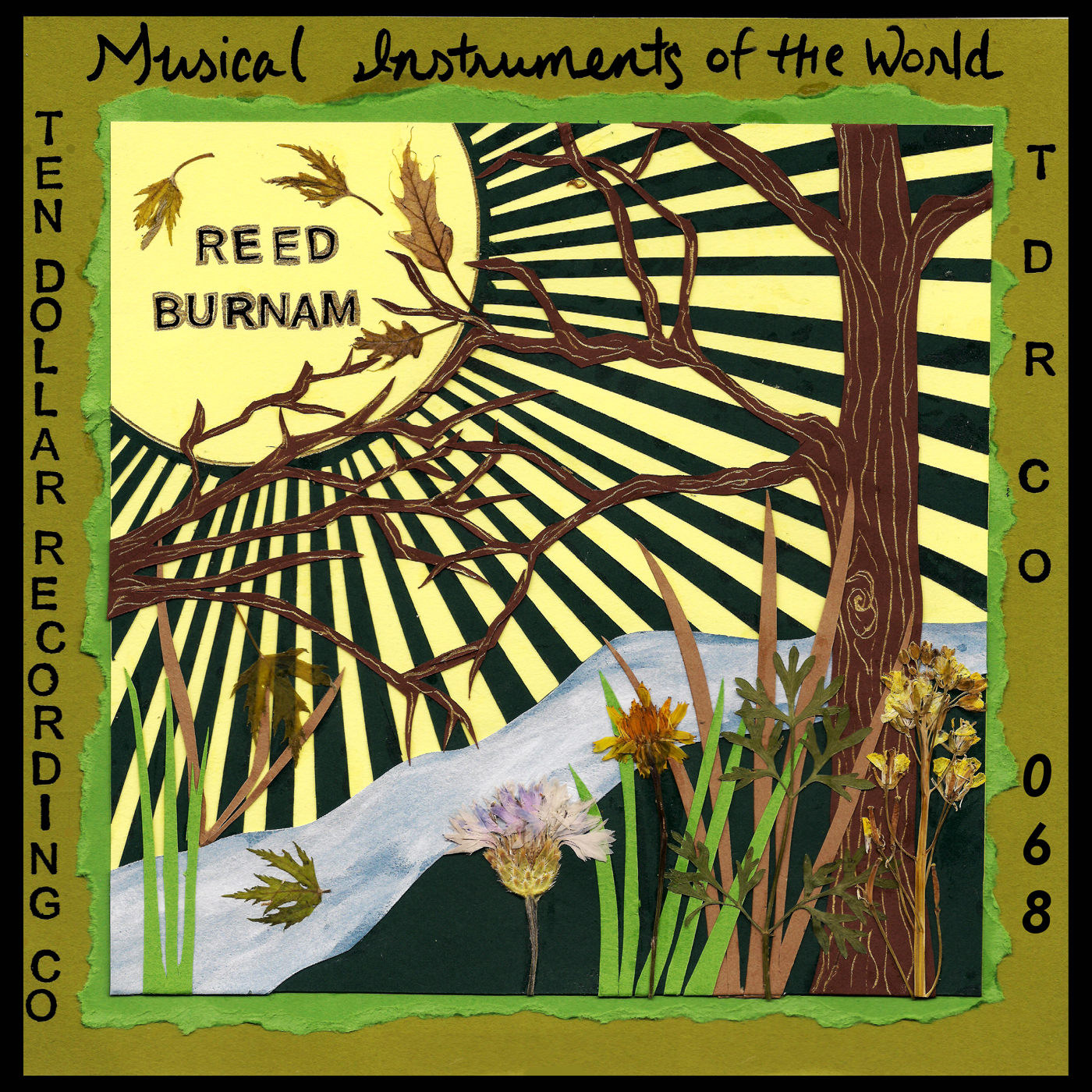 Reed Burnam - Musical Instruments of the World (Single)