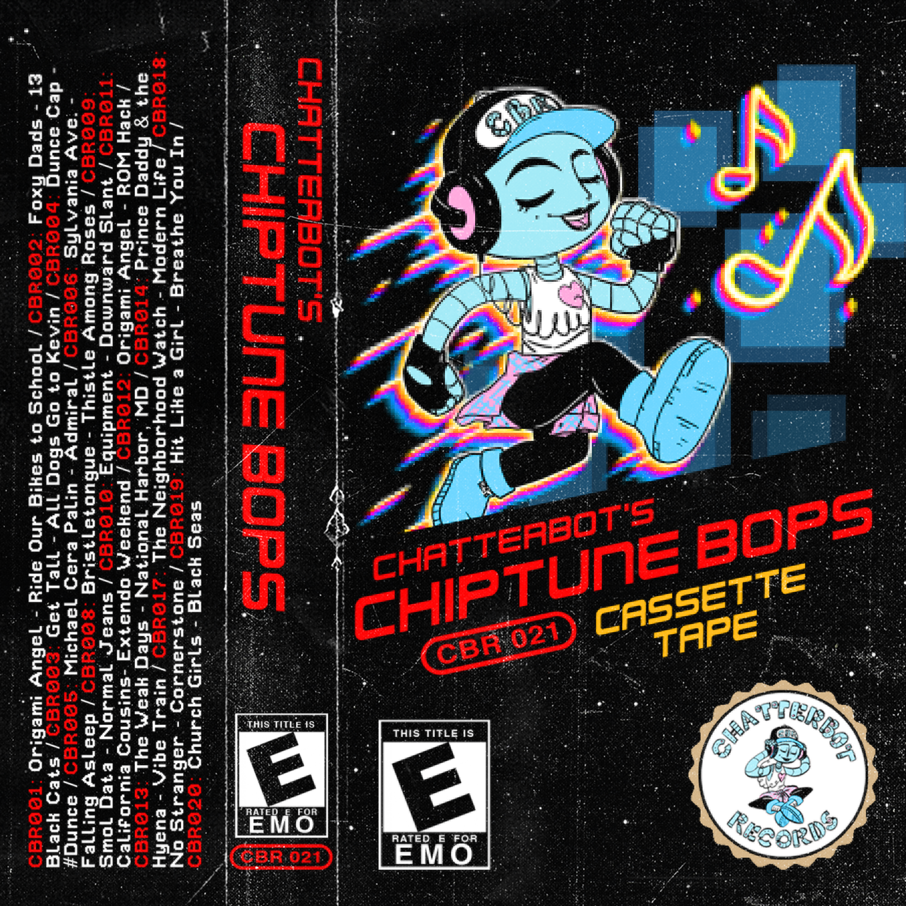 Chatterbot Records - Chatterbot's Chiptune Bops