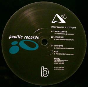 Access 58 – Intercourse EP (Pacific Records)