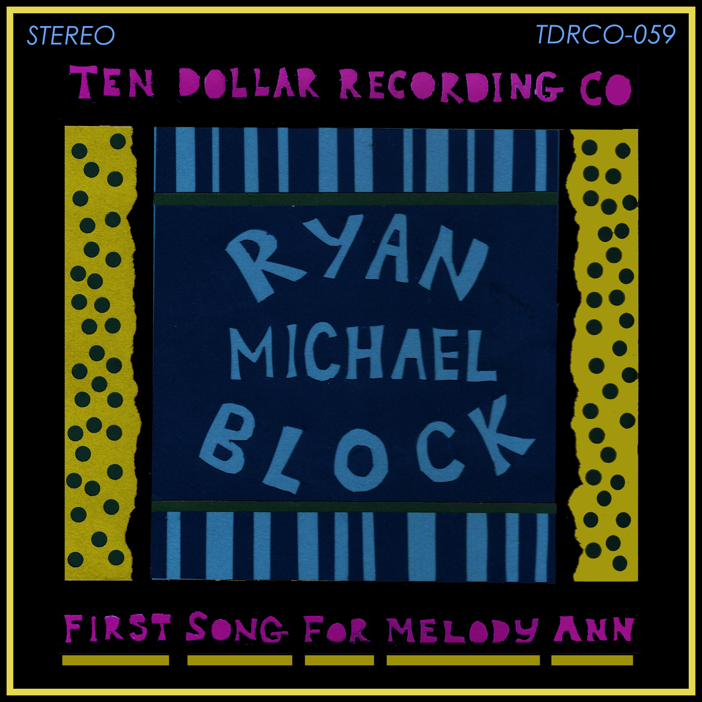 Ryan Michael Block - First Song For Melody Ann (Single)
