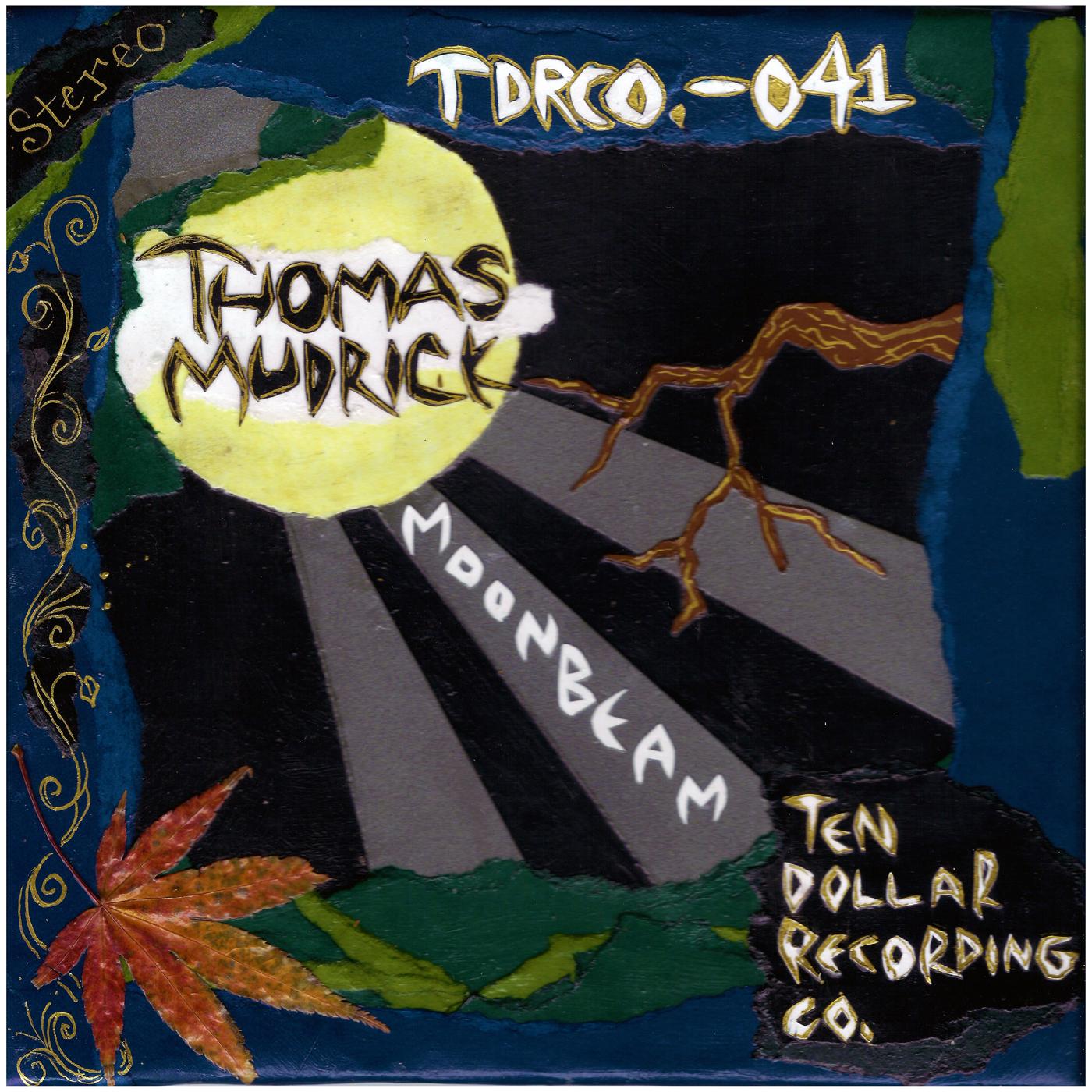Thomas Mudrick - Moonbeam (Single)