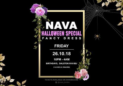 'NAVA' Halloween Special