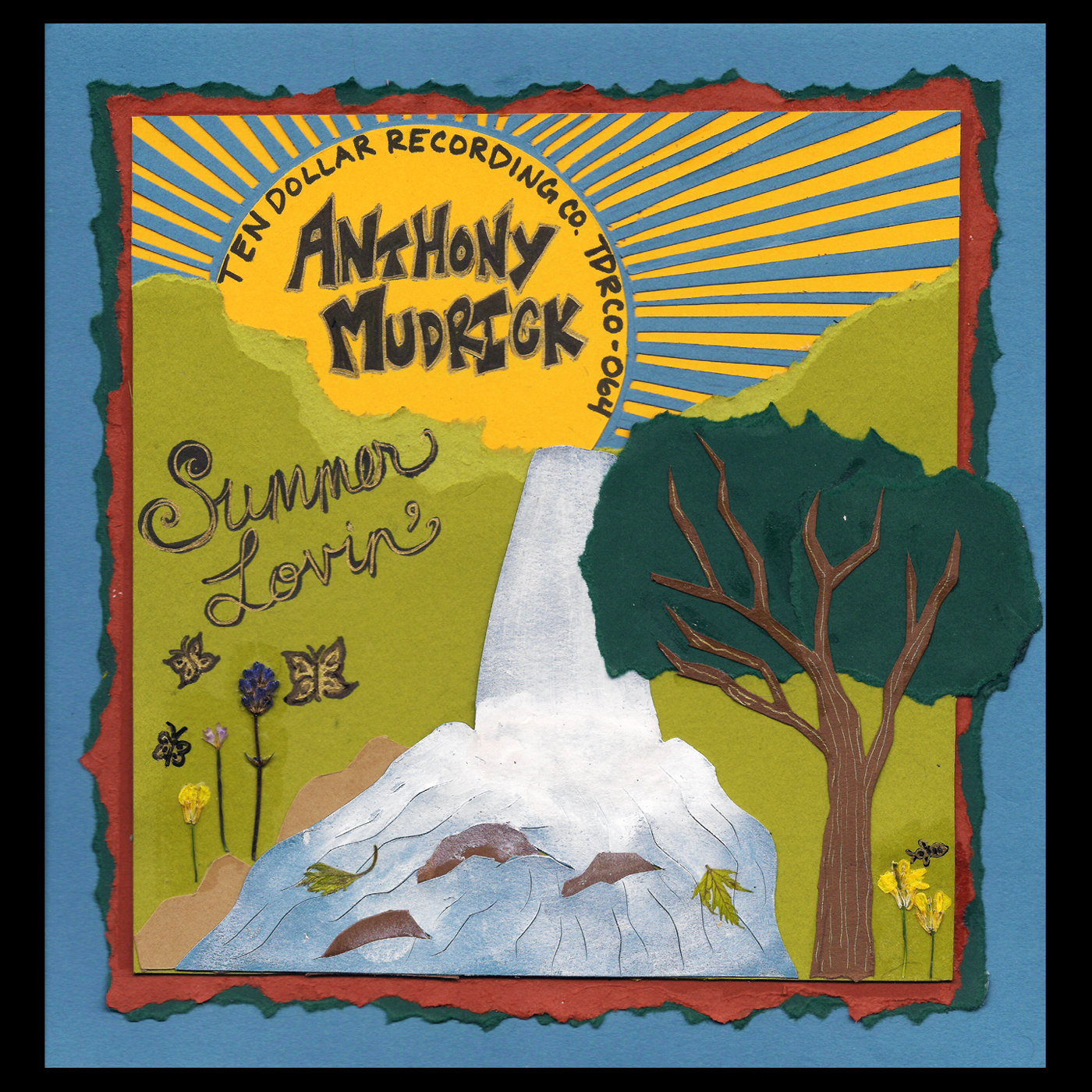 Anthony Mudrick - Summer Lovin' (Single)