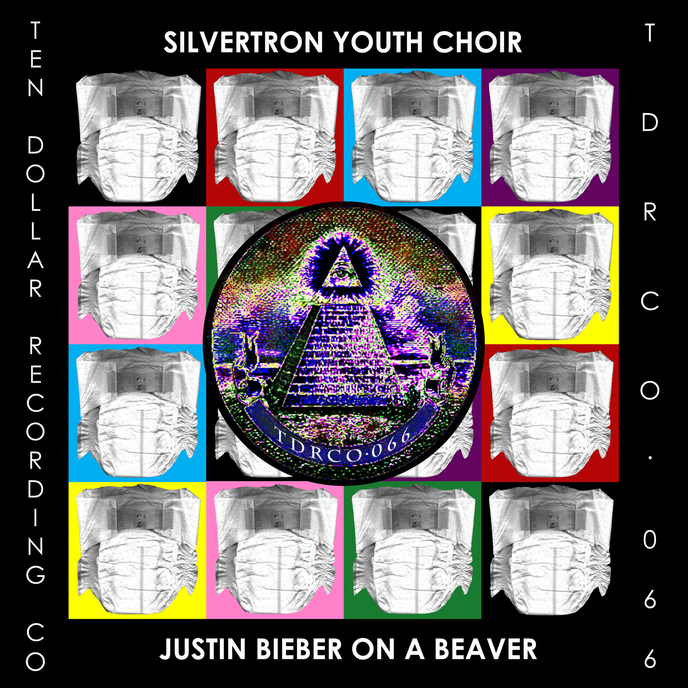 Silvertron Youth Choir - Justin Bieber On a Beaver (Single)