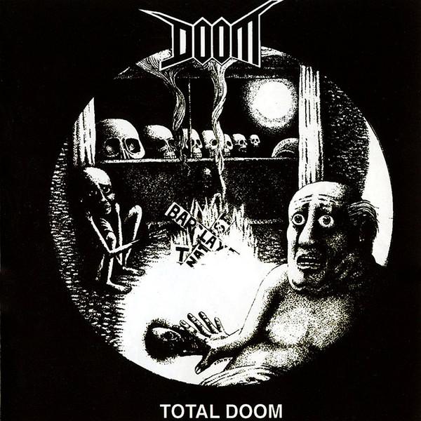 Doom - Total Doom 2xLP