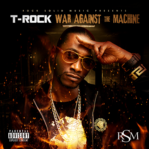 T-Rock - War Against the Machine