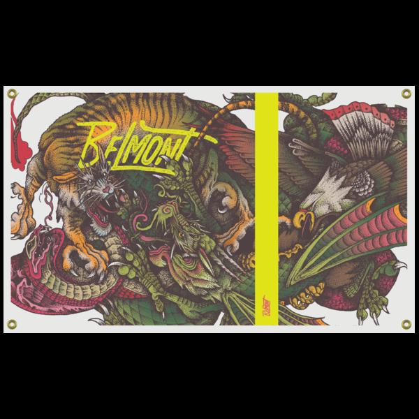Belmont Cover Flag