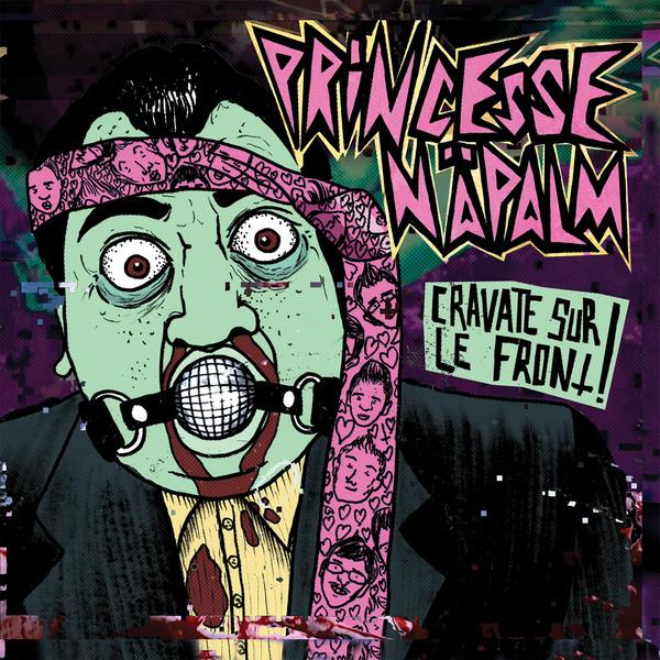 Princesse Näpalm - Cravate Sur Le Front