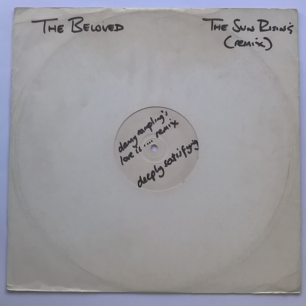 The Beloved ‎– The Sun Rising (Remix) (WEA)