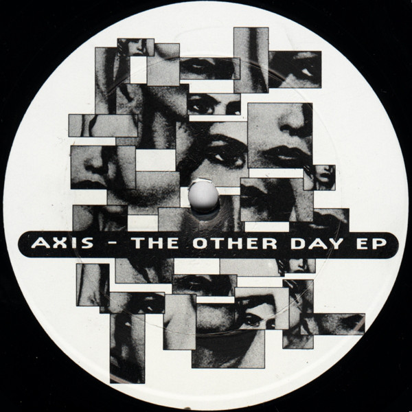 Jeff Mills – The Other Day EP (Axis )