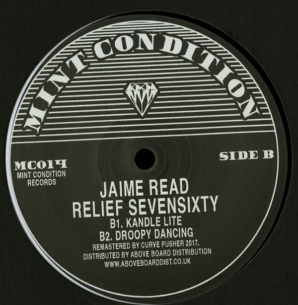 Jaime Read – Relief Sevensixty (Mint Condition)