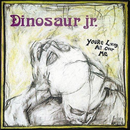 Dinosaur Jr. - You're Living All Over Me LP