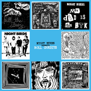 Night Birds - Roll Credits LP