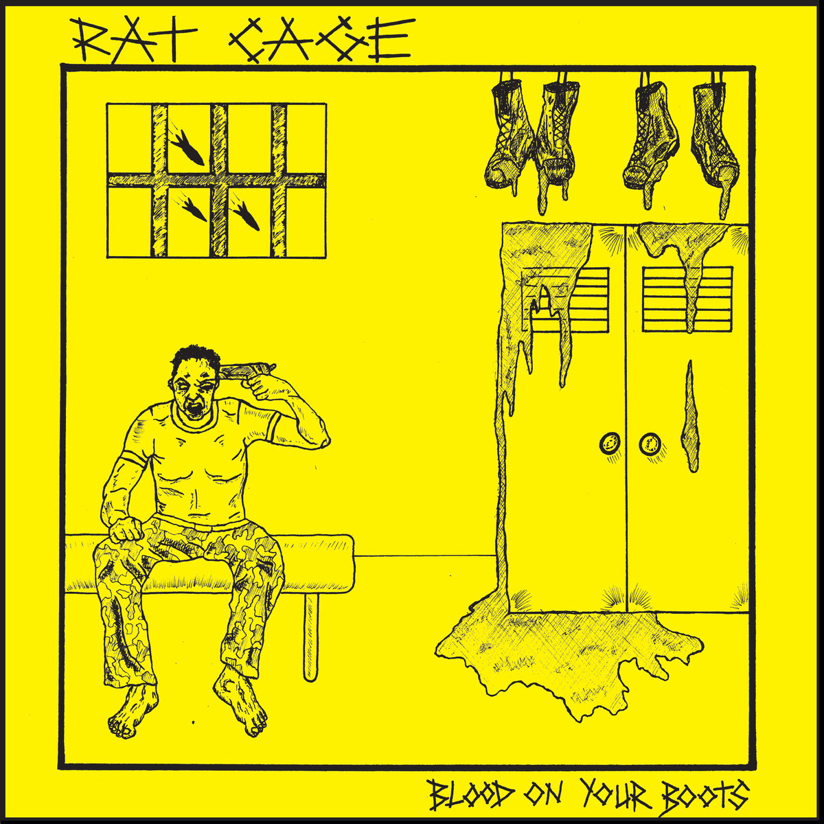 Rat Cage - Blood On Your Boots 7
