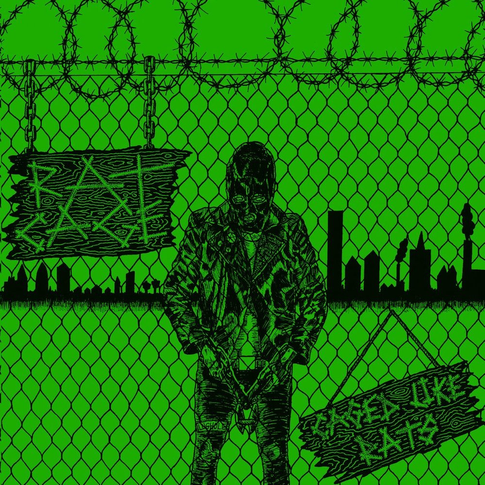 Rat Cage - Caged Like Rats 7