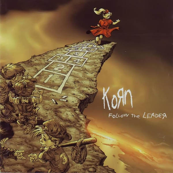 Korn - Follow the Leader 2xLP