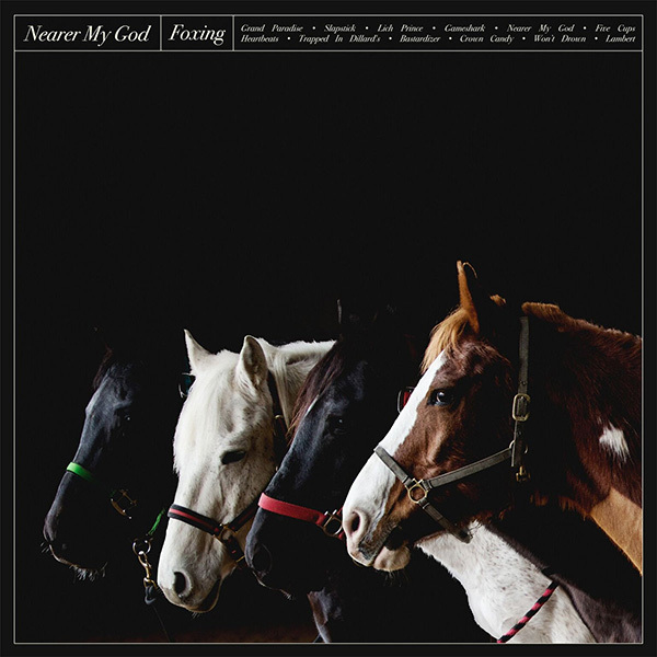 Foxing - Nearer My God 2xLP