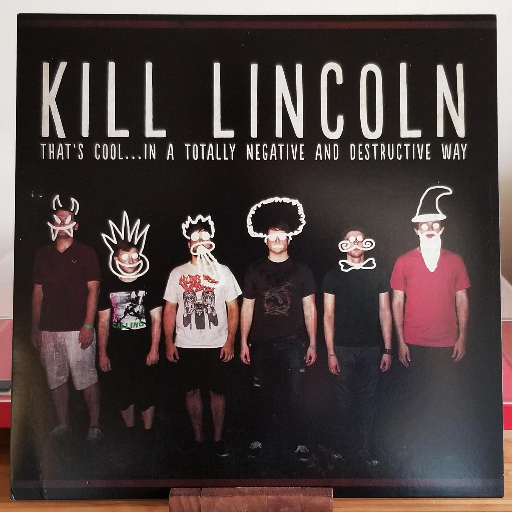 (SOLD OUT) Kill Lincoln