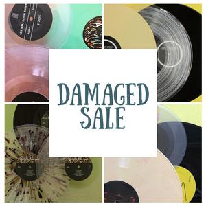 Damaged LPs