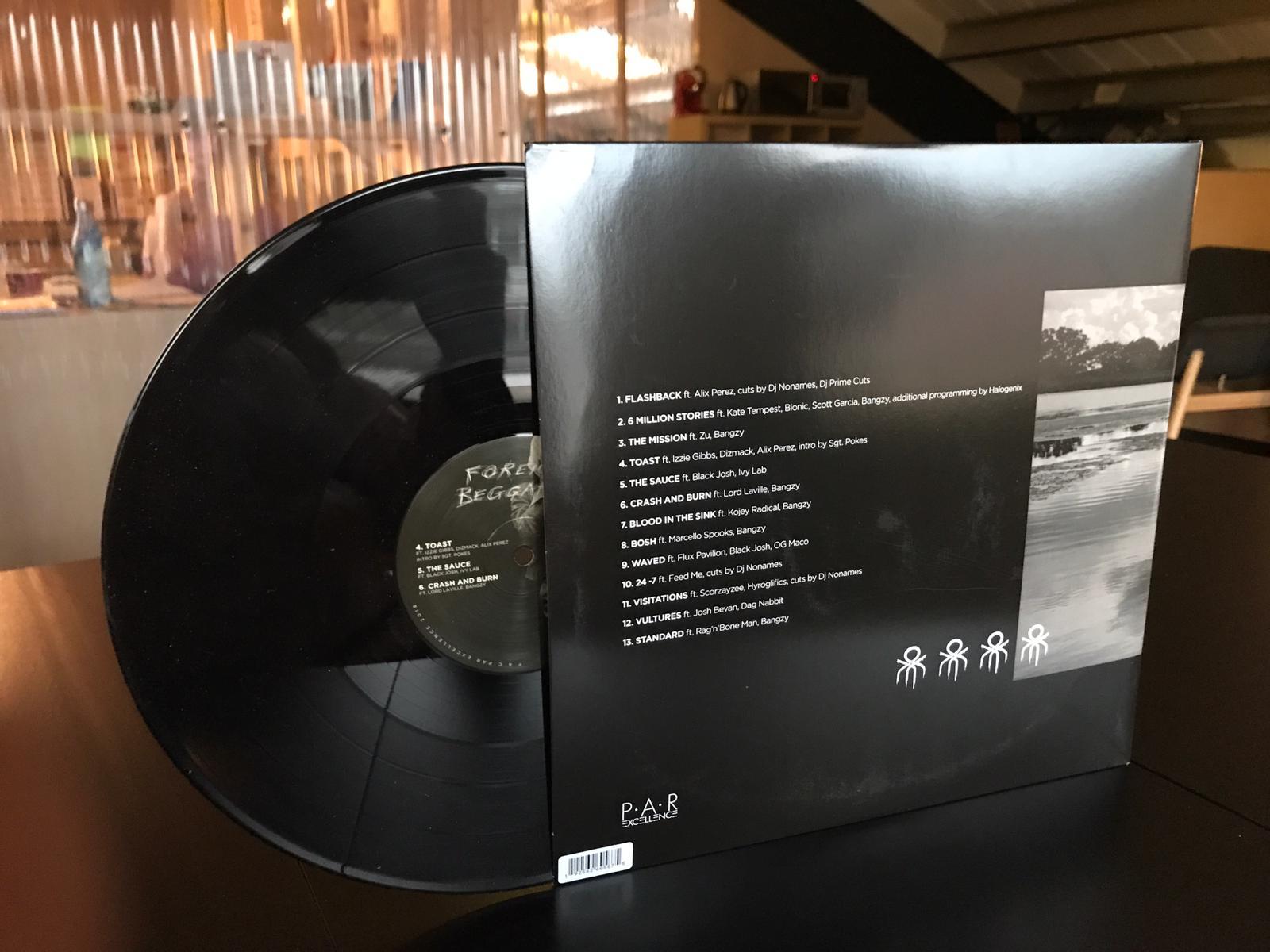 2 2 Karma Vinyl