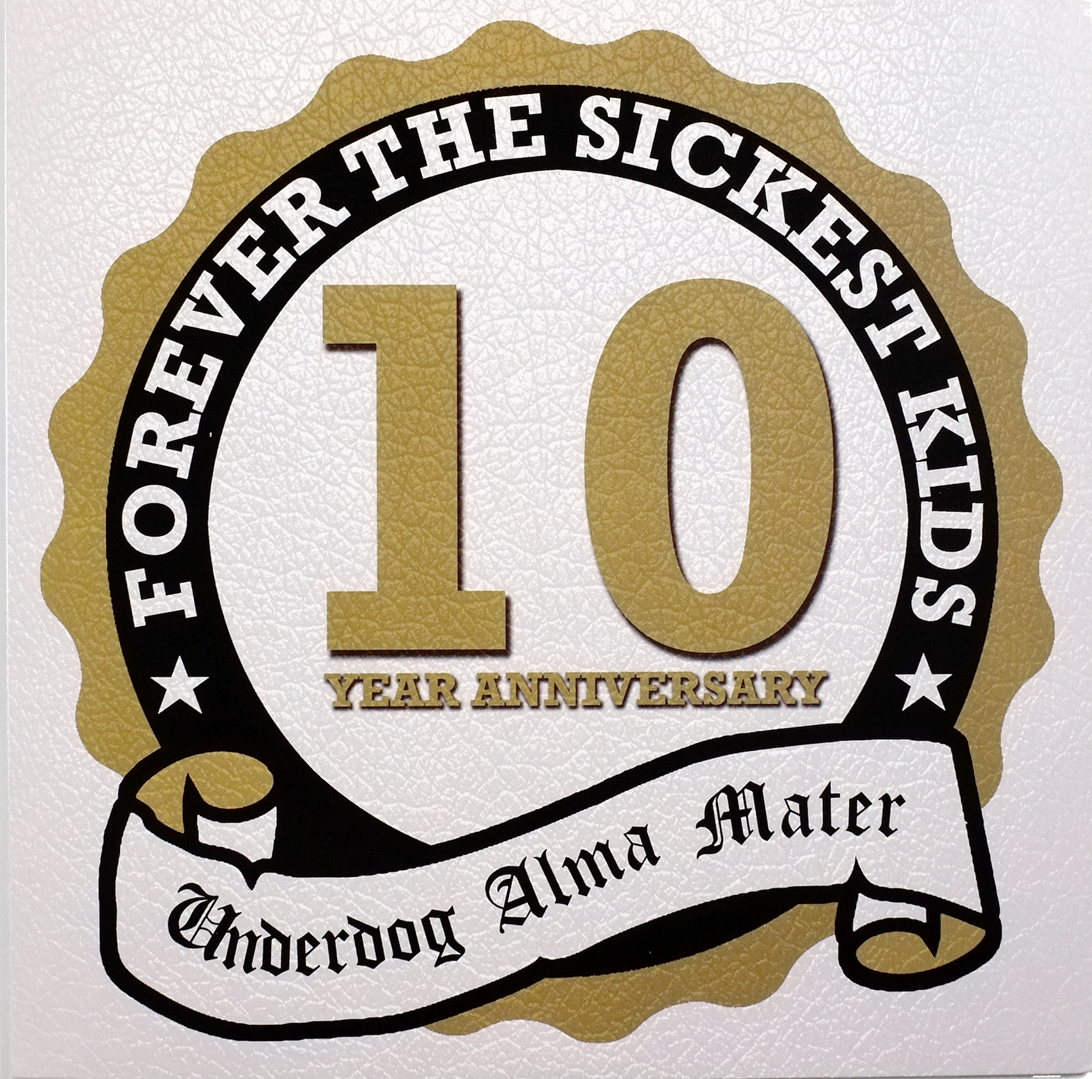 Underdog Alma Mater Vinyl - 10 Year Anniversary