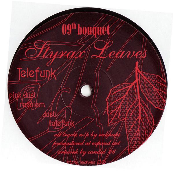 Redshape – Telefunk (Styrax Leaves)