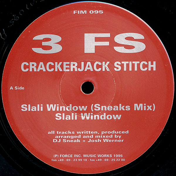 3 FS – Crackerjack Stitch (Force Inc. Music Works)
