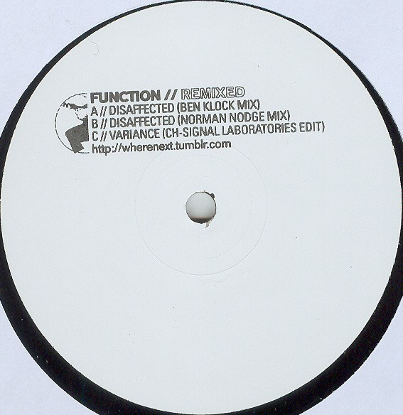 Function – Remixed (Sandwell District)