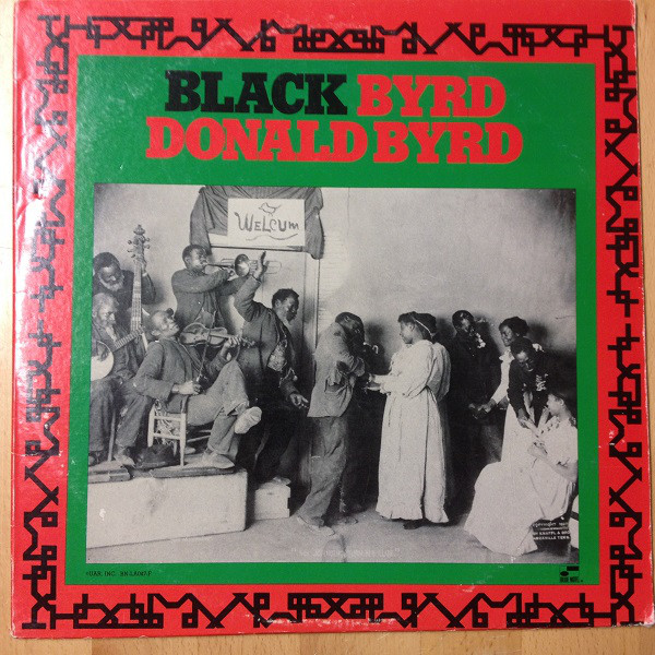 Donald Byrd ‎– Black Byrd LP (Blue Note)