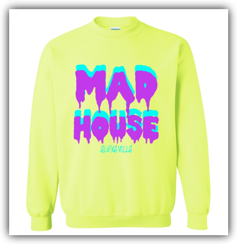 Madhouse Pullover