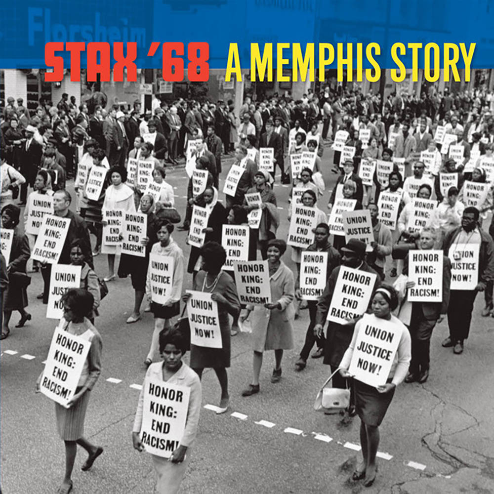 Stax '68: A Memphis Story Digital Download