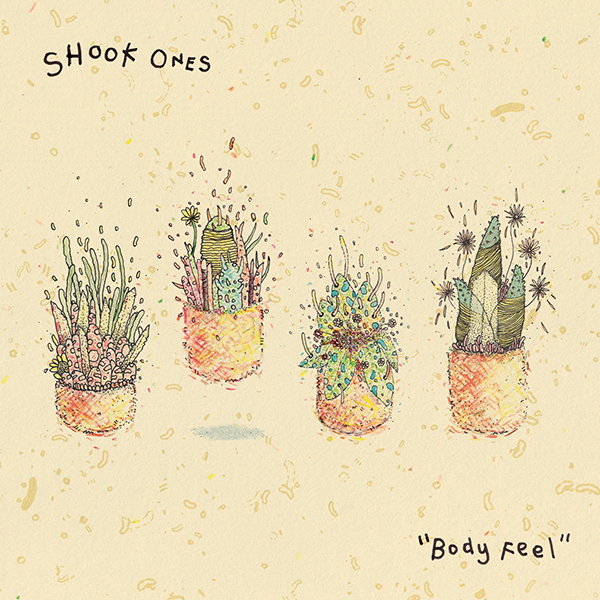 Shook Ones - Body Feel LP