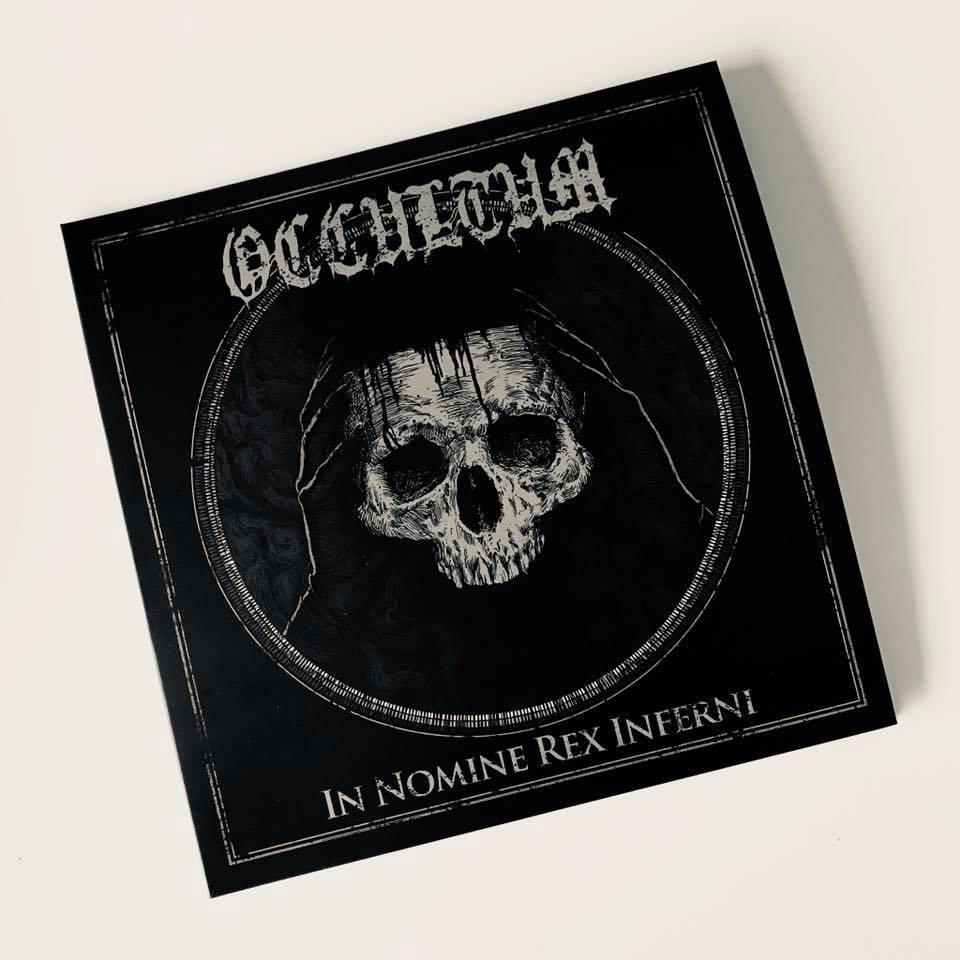 Occultum - In Nomine Rex Inferni LP