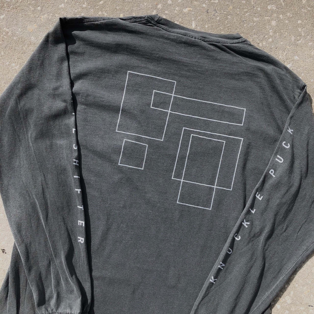 Shapeshifter Pocket Long Sleeve