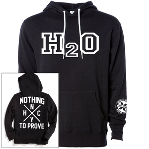 H2O 'Nothing To Prove' Pullover Hoodie