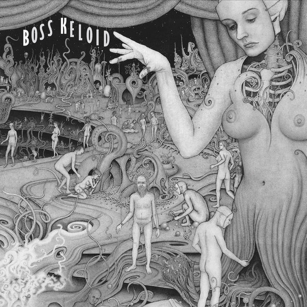 Boss Keloid - Herb Your Enthusiasm (reissue)