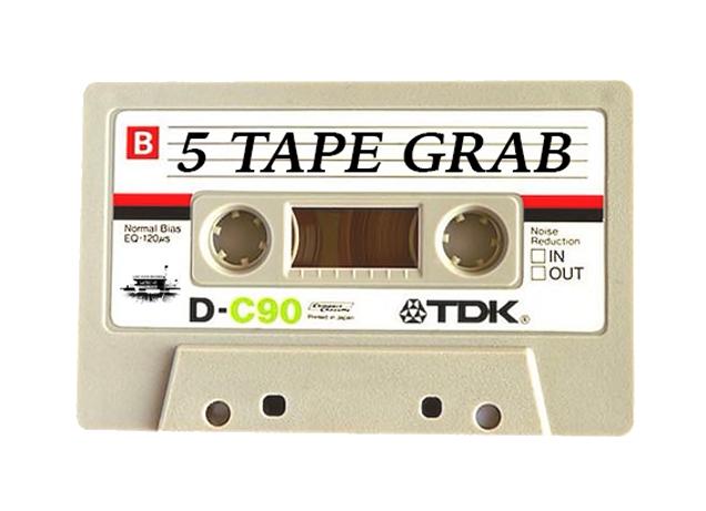 5 Tape Grab