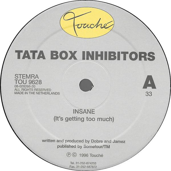 Tata Box Inhibitors – Insane / Ribosomal (Touché)
