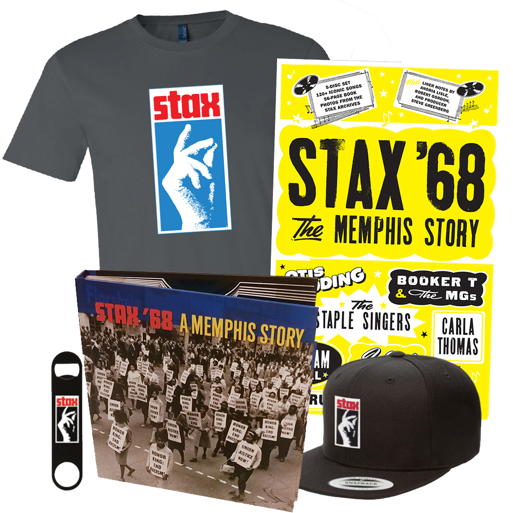 Stax '68 Superb Bundle