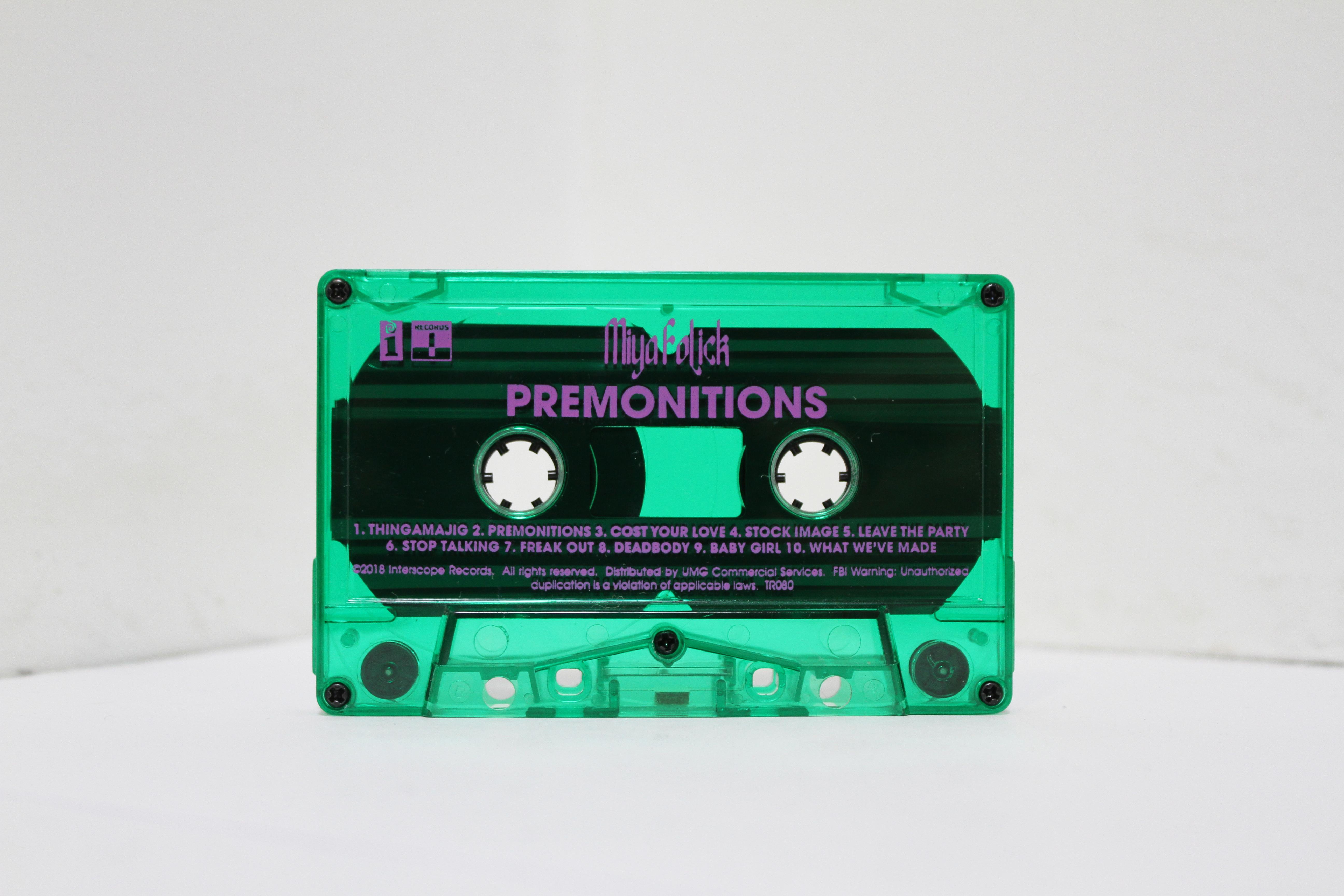 Miya Folick - Premonitions